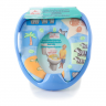 Baby Care РМ-2399 Сиденье детск. для унитаза c ручками (D26, Синий (Blue))