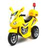 SALE* Мотоцикл Bugati на аккум. ST00290-YE сжелтый, вет, звук 6V4,5AH*2, 1*18W, пласт. кол., 82*41*55см в кор. 1шт