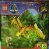 Lele  Конструктор 75903 Динозавр 176 дет. 32х21х6см в. к (*)