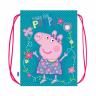 Росмэн  32028 Мешок для обуви Свинка Пеппа Пикник, тм Peppa Pig