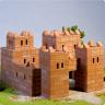 Brickmaster Конструктор керамический Замок 514 дет.